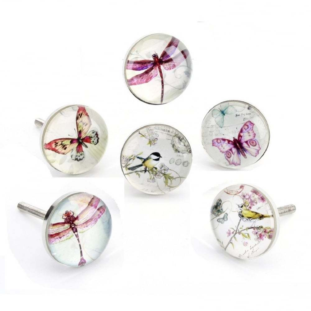 butterfly door knobs photo - 17