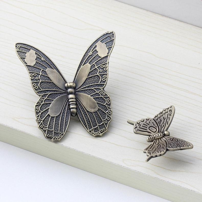 butterfly door knobs photo - 19