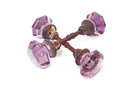 buy glass door knobs photo - 13