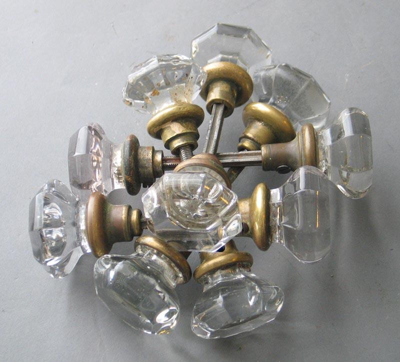 buy glass door knobs photo - 3
