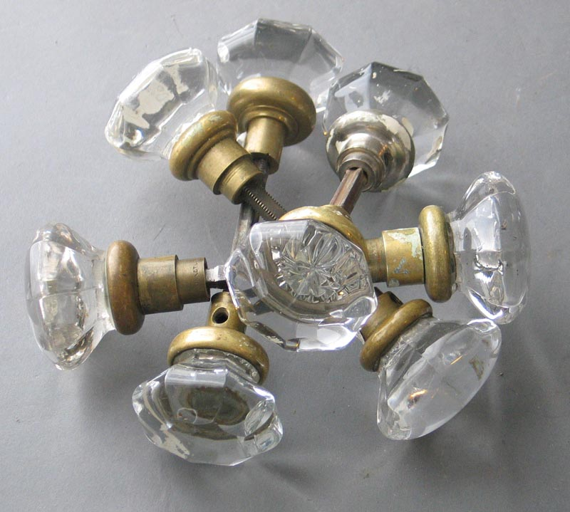 buy glass door knobs photo - 4