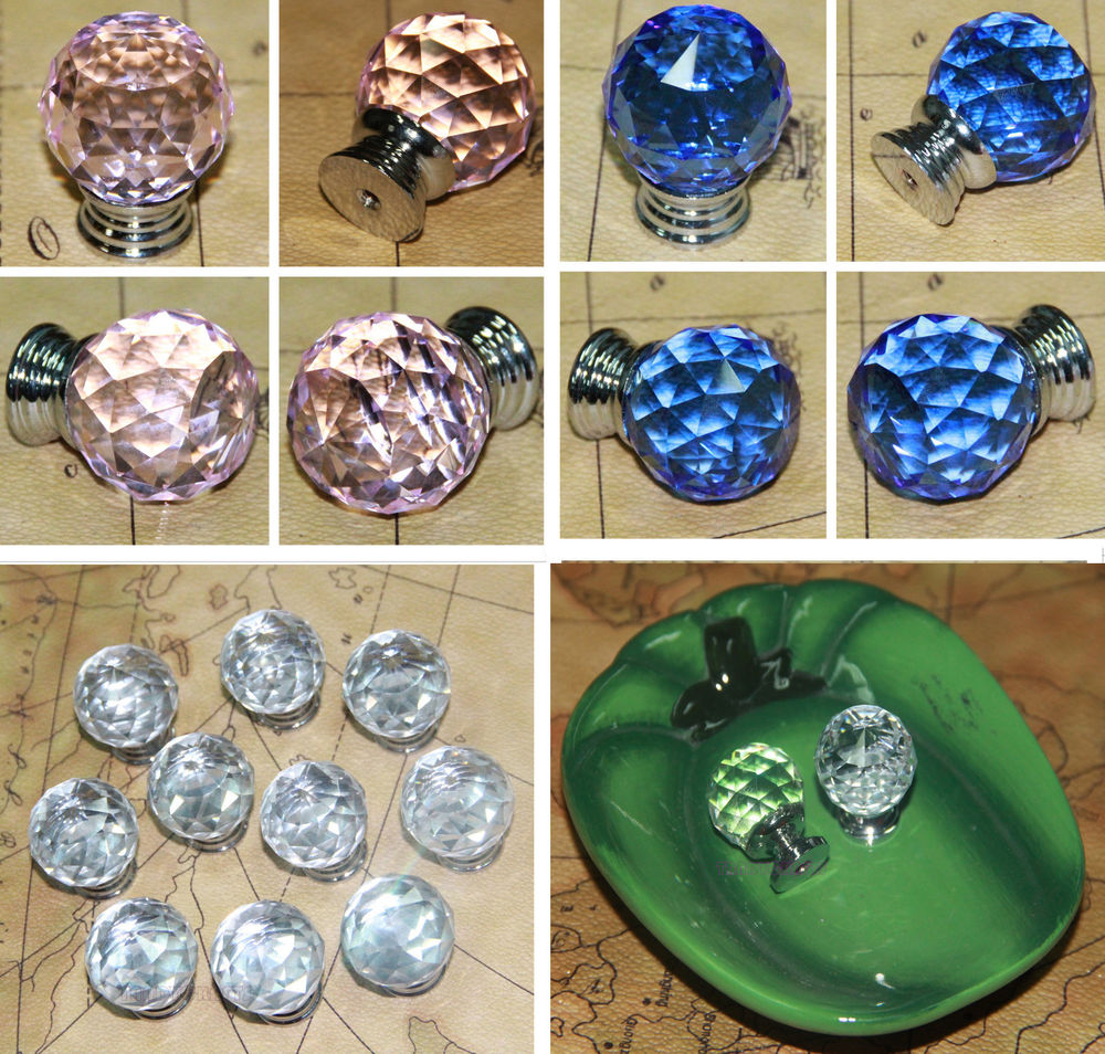 buy glass door knobs photo - 7