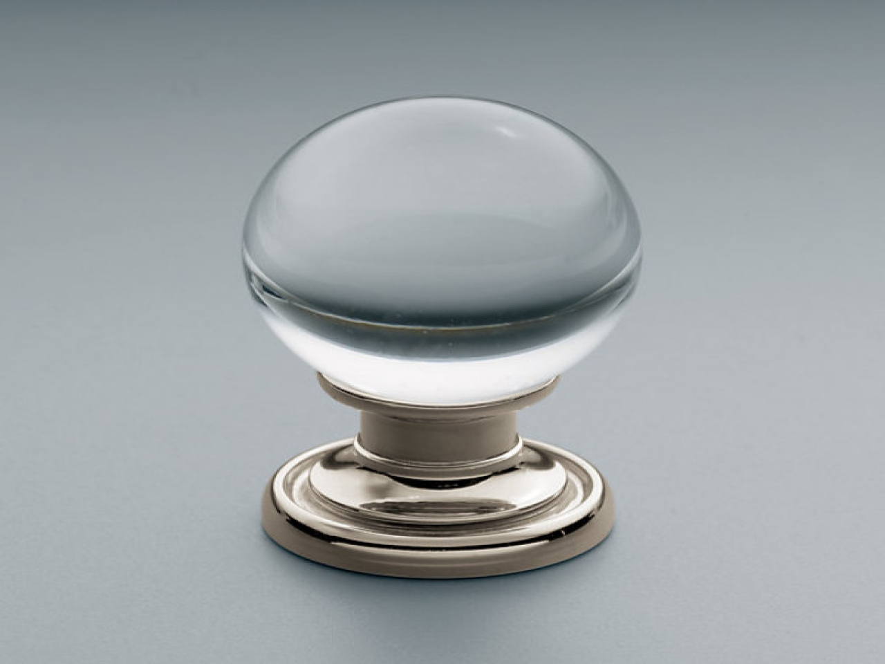 cabinet door knobs glass photo - 13