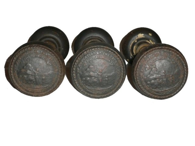 Perfect Cast Iron Door Knobs Photo   3