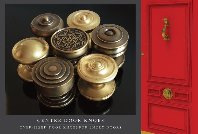 center door knobs photo - 4