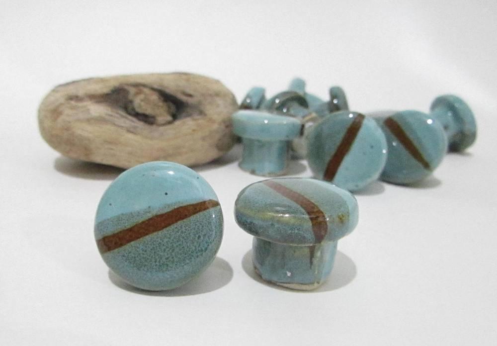 ceramic cabinet door knobs photo - 18