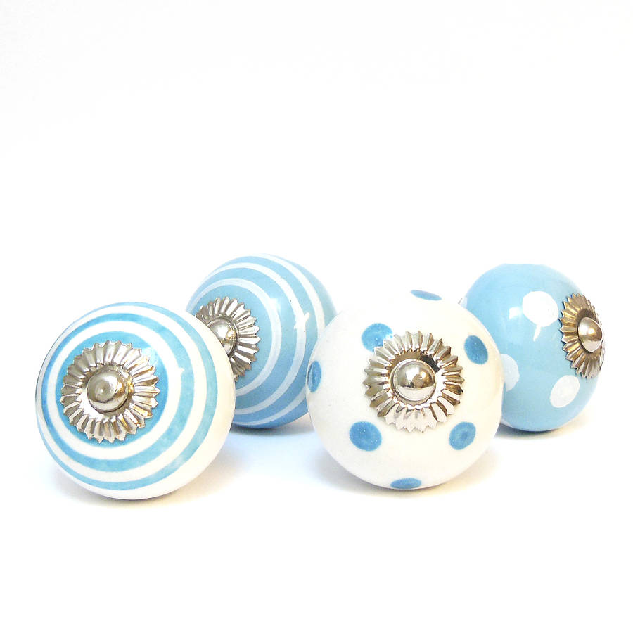 ceramic door knobs photo - 19