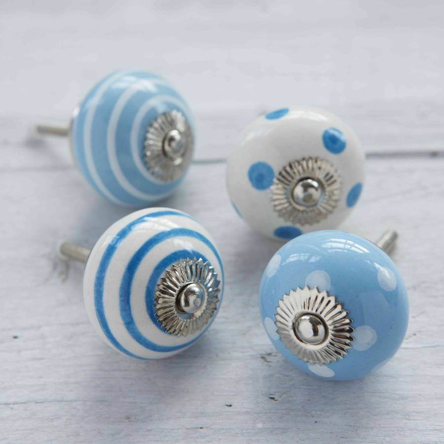 ceramic door knobs photo - 2