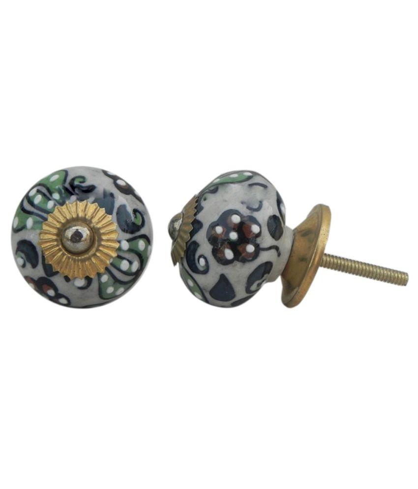 ceramic door knobs online photo - 1
