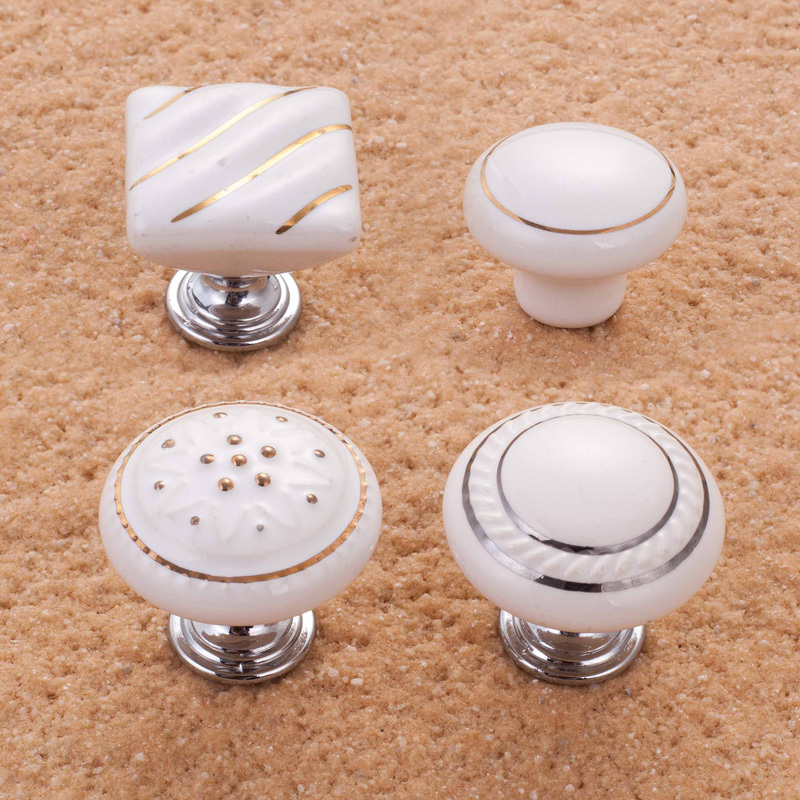 ceramic kitchen door knobs photo - 10
