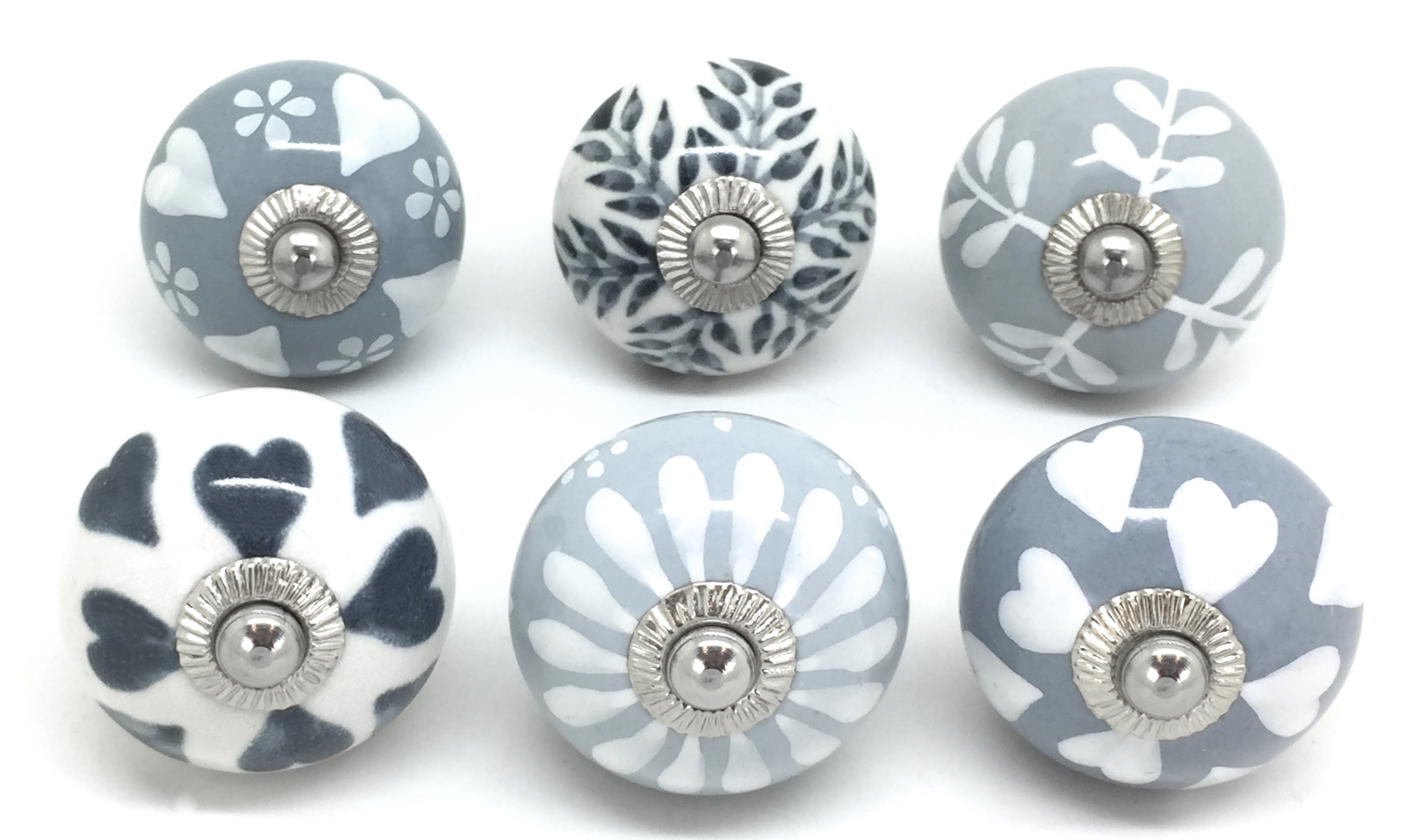 ceramic kitchen door knobs photo - 12