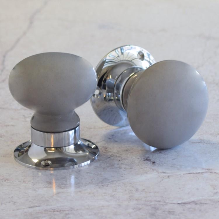 ceramic mortice door knobs photo - 17