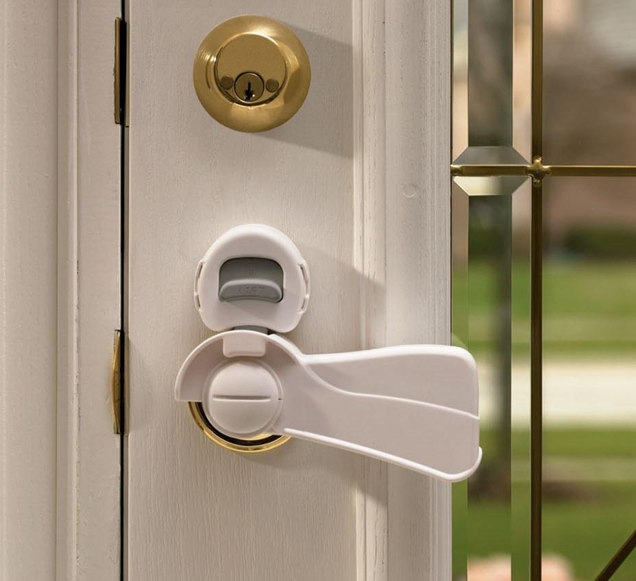 child door knob locks photo - 12