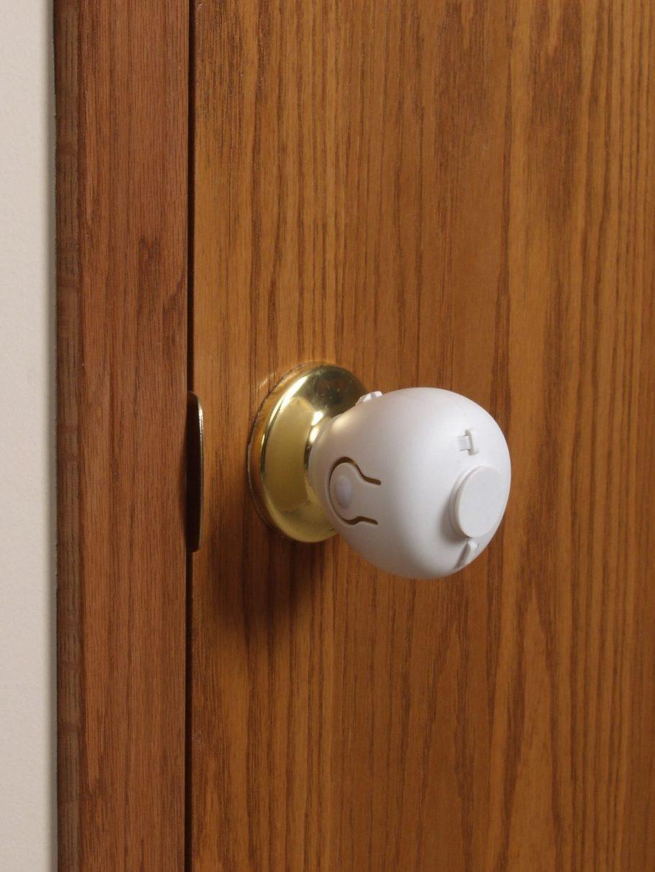 child door knob locks photo - 13
