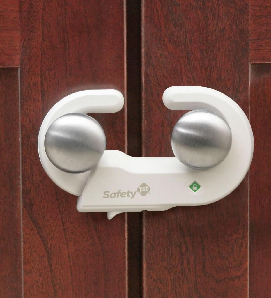 child proof door knob photo - 10