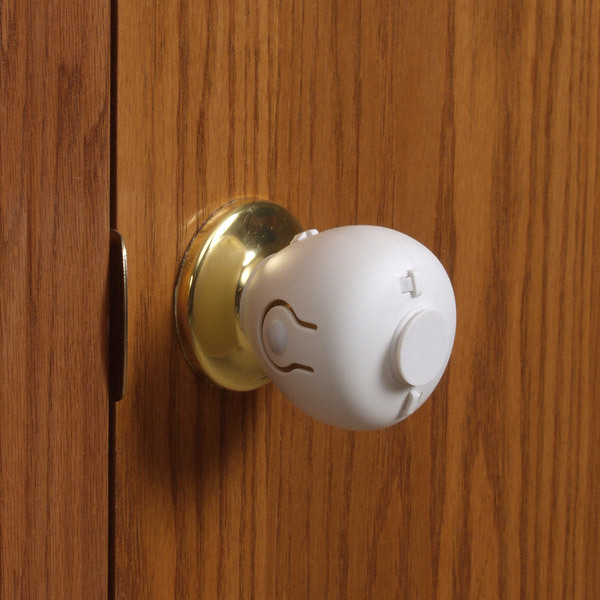 child proof door knob covers photo - 6