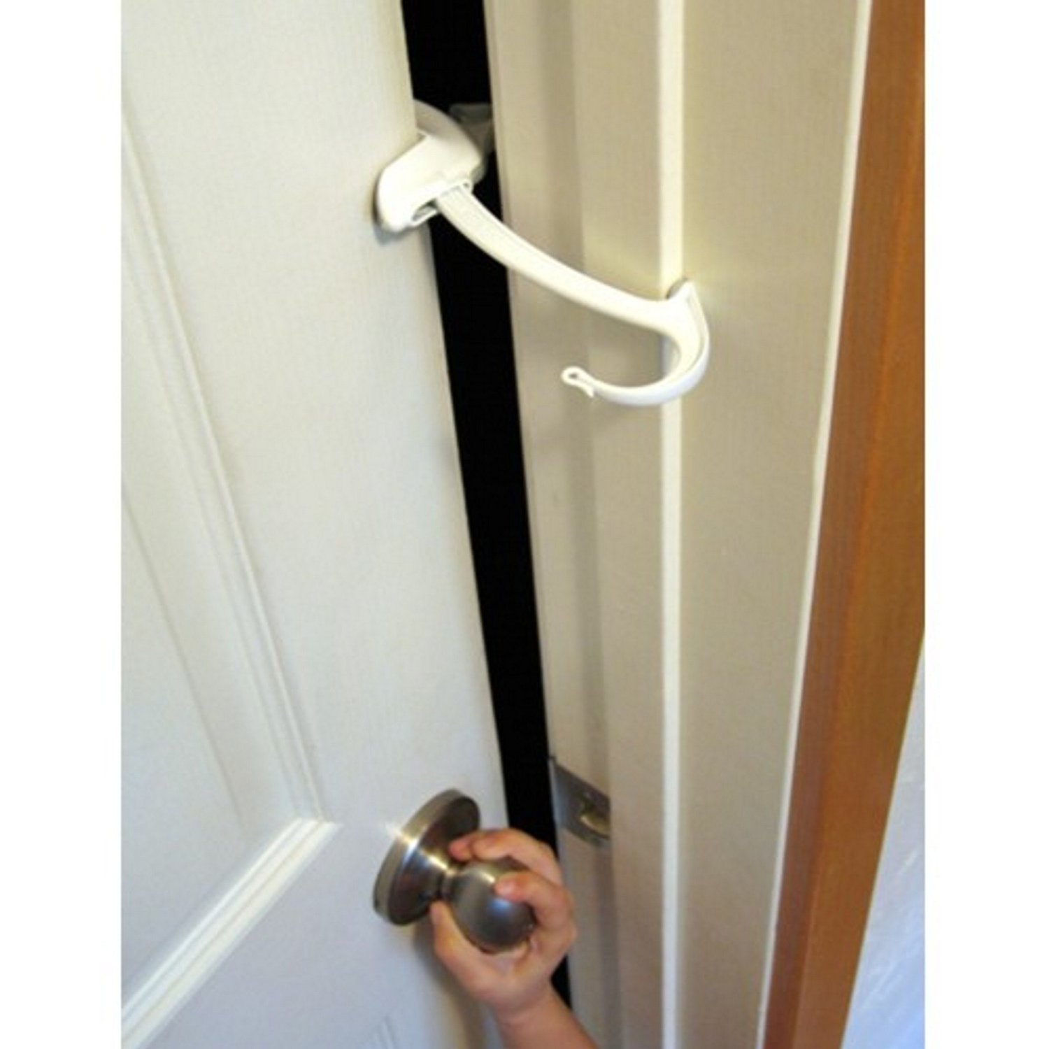 child proof door knobs photo - 2
