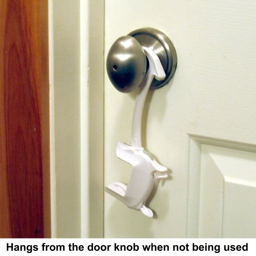 child proof door knobs photo - 7