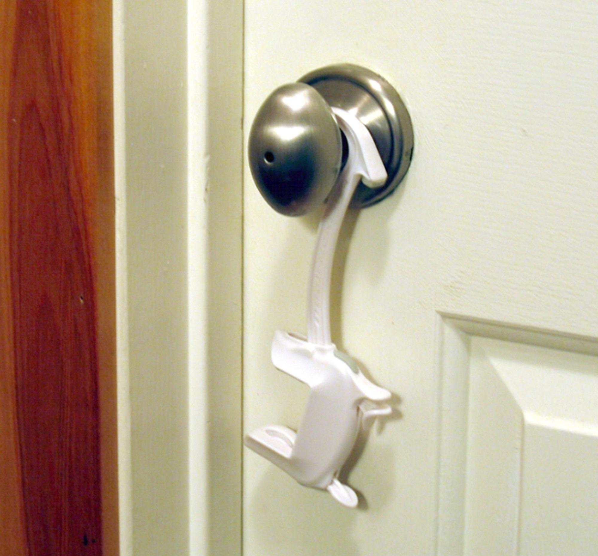 child safety door knob photo - 12