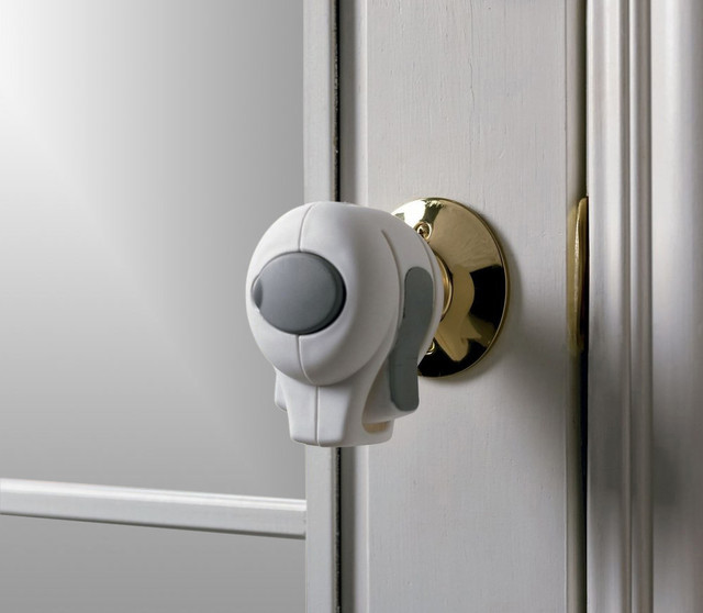 child safety door knob photo - 9
