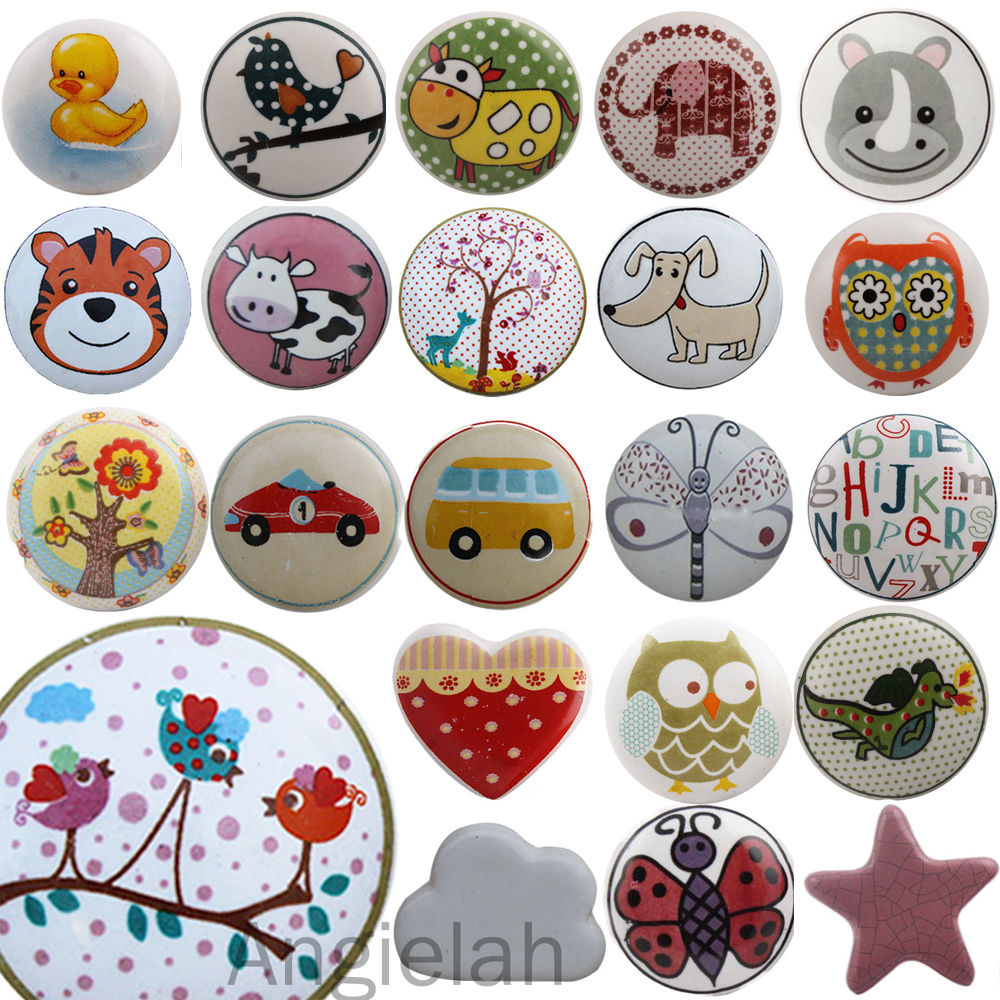 childrens door knobs photo - 3