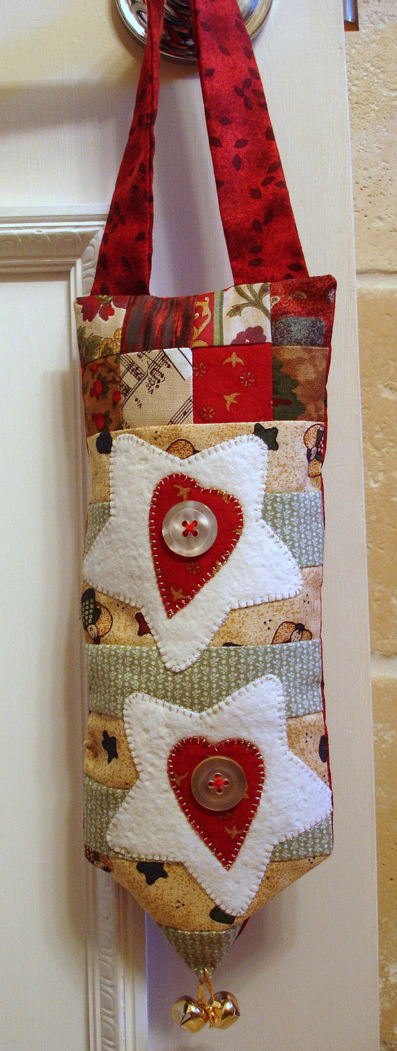 christmas door knob hangers photo - 17