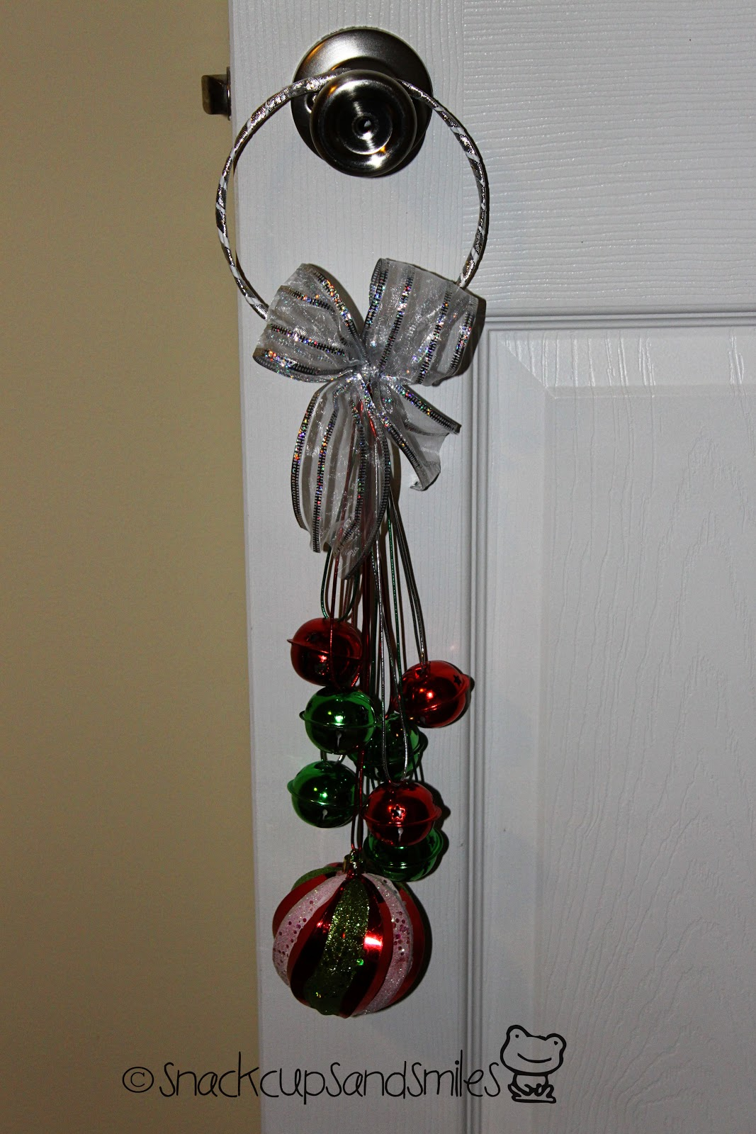 christmas door knob hangers photo - 3