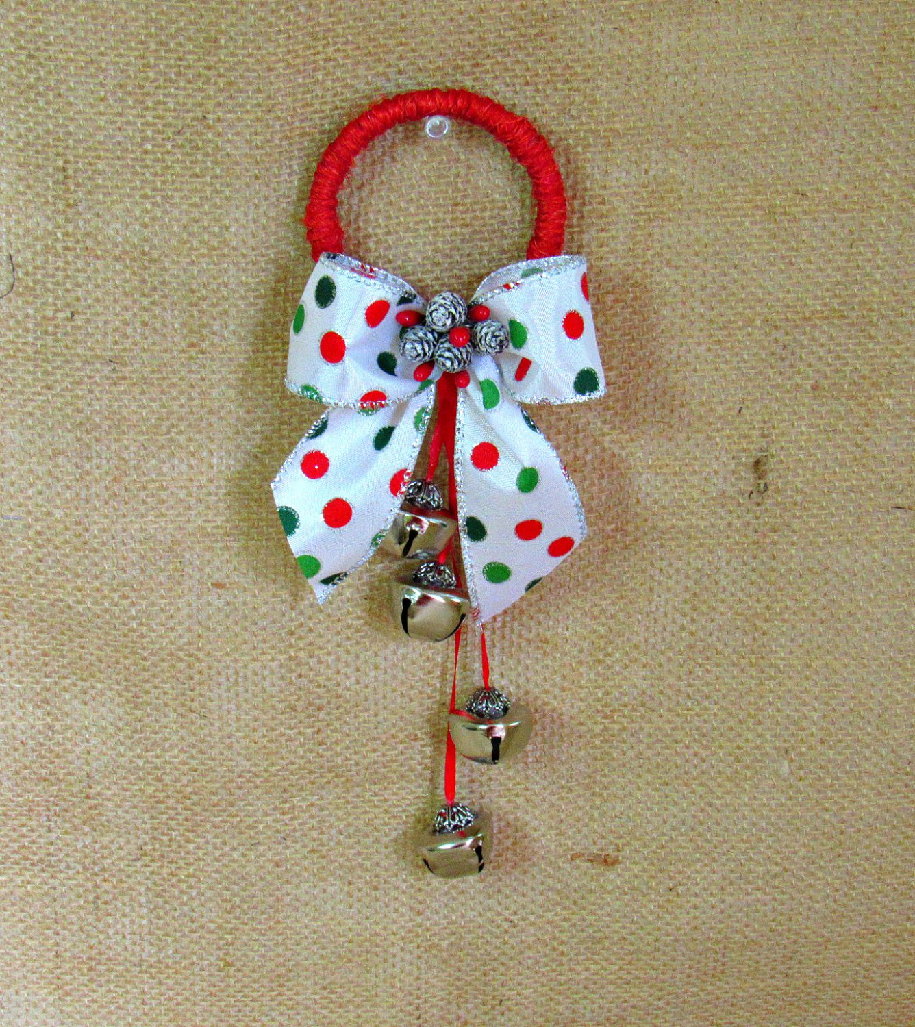 christmas door knob hangers photo - 6