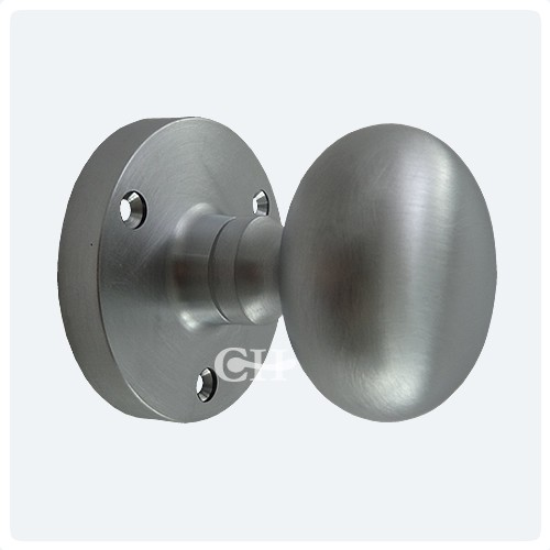 chrome door knob photo - 18