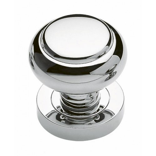 chrome door knob photo - 9