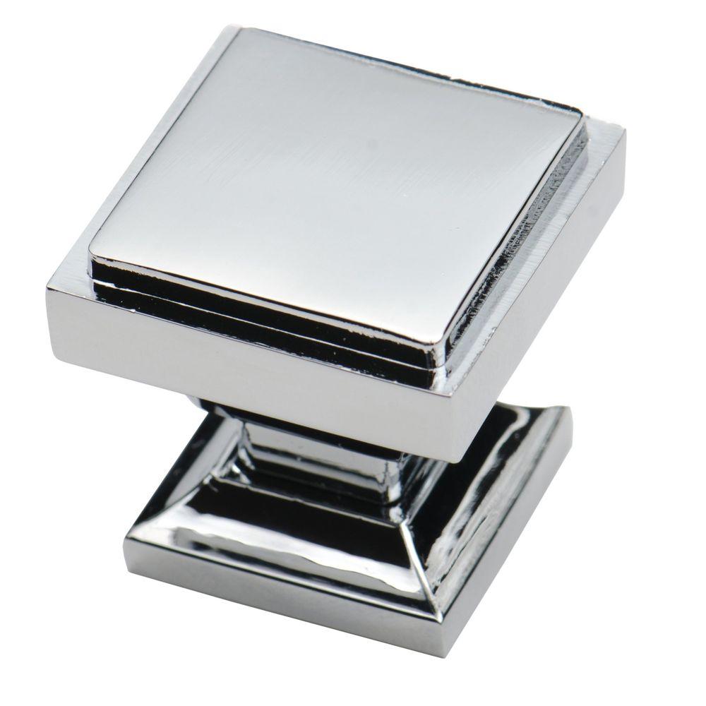 chrome kitchen door knobs photo - 12
