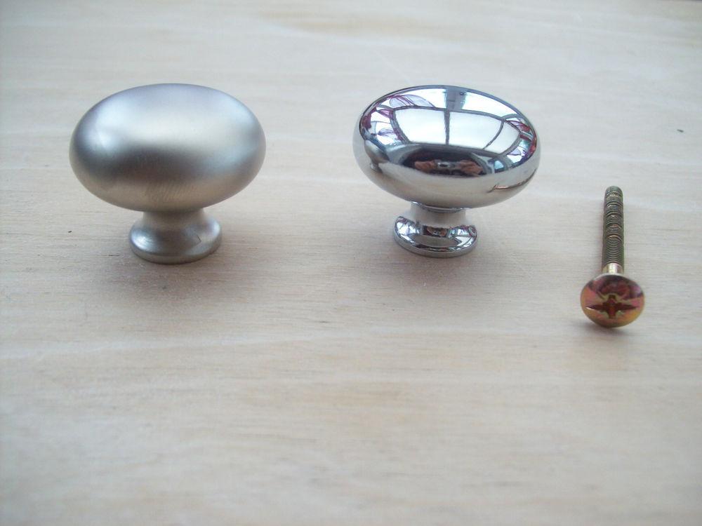 chrome kitchen door knobs photo - 4