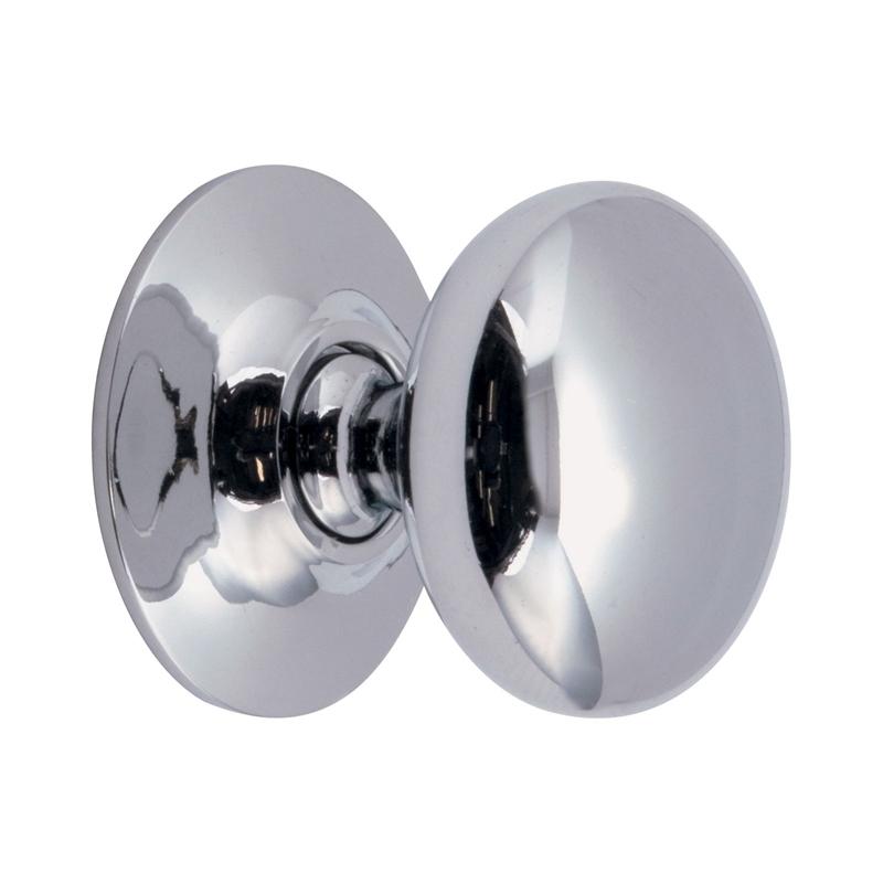 chrome kitchen door knobs photo - 5