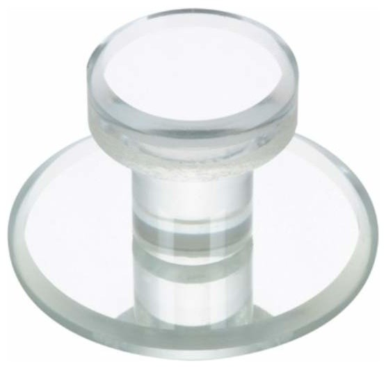 clear acrylic door knobs photo - 1