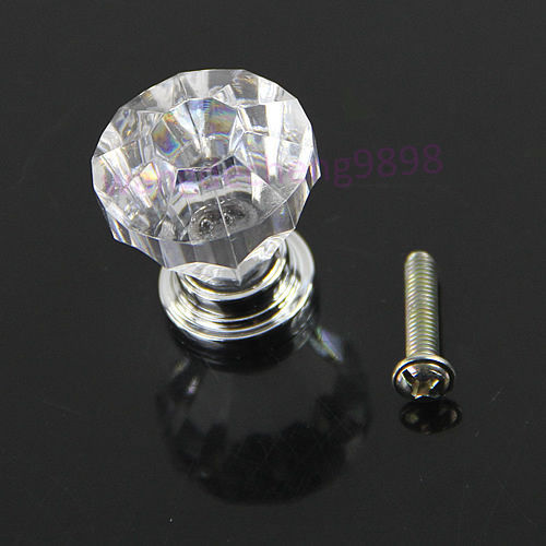 clear acrylic door knobs photo - 7