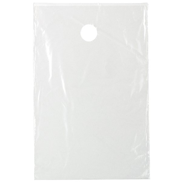 clear door knob bags photo - 12