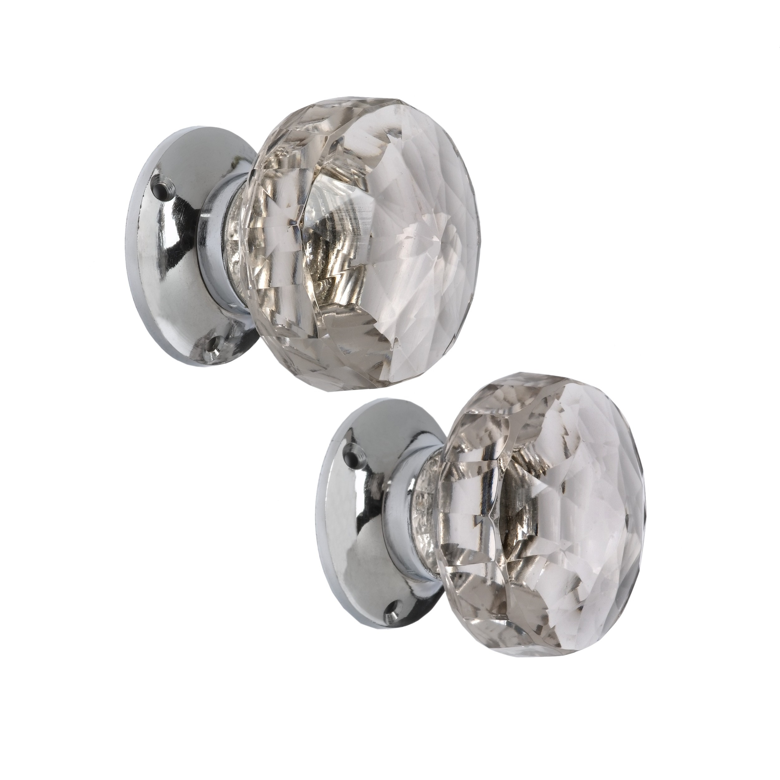 clear door knobs photo - 1