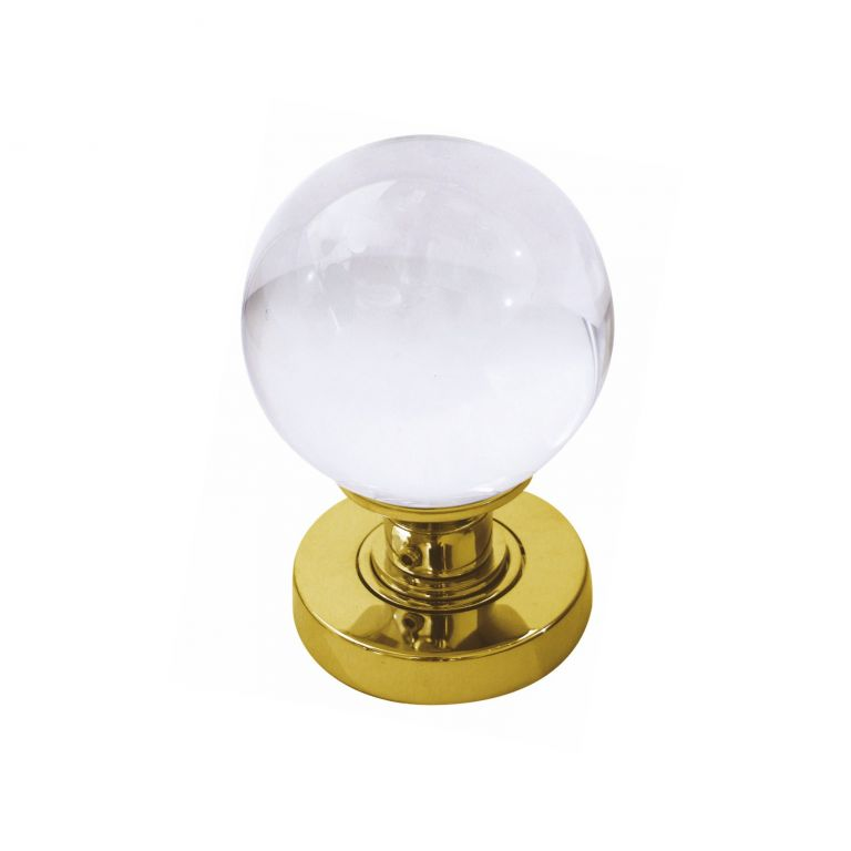 clear door knobs photo - 18