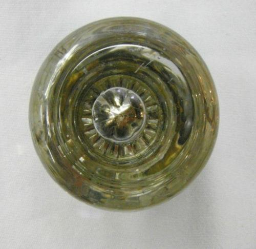clear glass door knobs photo - 5