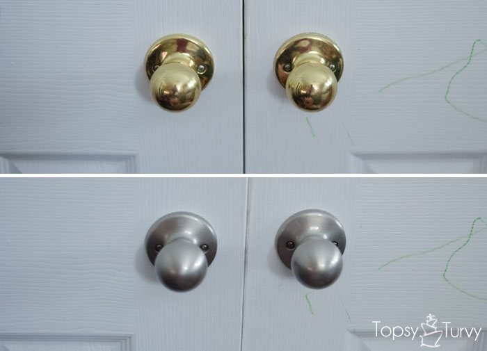 closet door knob photo - 5