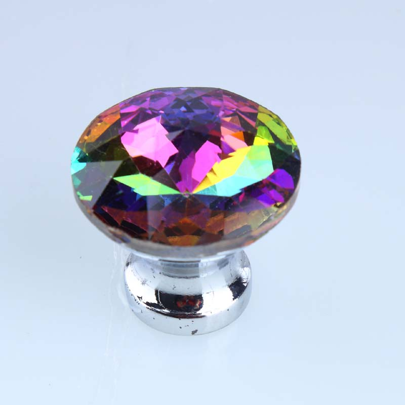 coloured glass door knobs photo - 13