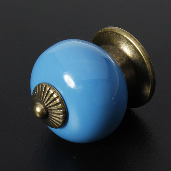 colourful door knobs photo - 17