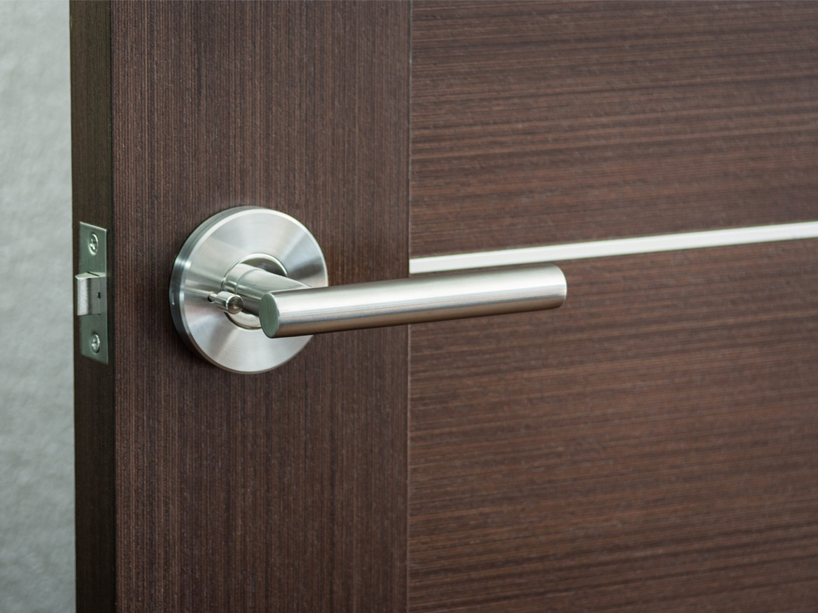 contemporary door knobs photo - 14