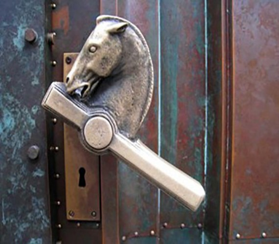 cool door knob photo - 13