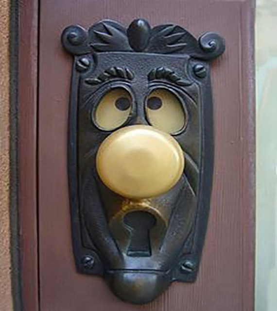 cool door knob photo - 5