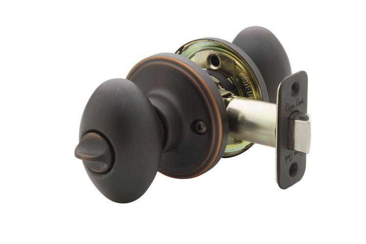 copper creek door knobs photo - 12