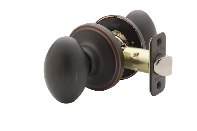 copper creek door knobs photo - 15
