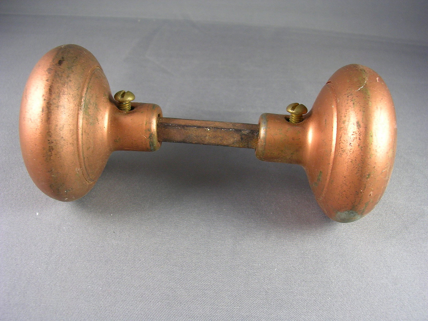 copper door knobs photo - 6