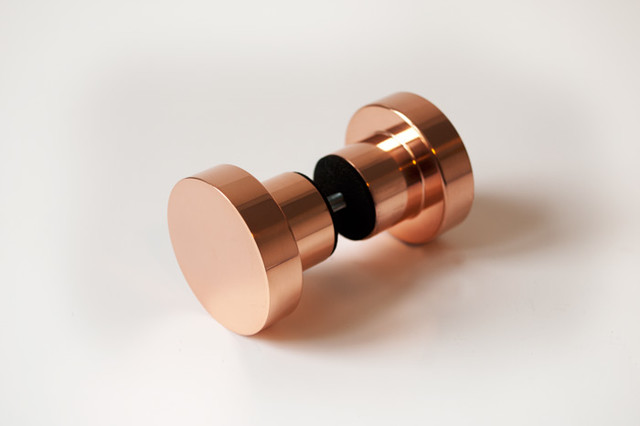 copper door knobs photo - 8