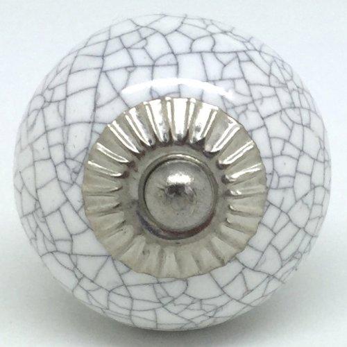 crackle glaze door knobs photo - 11